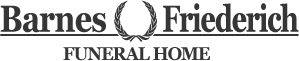 Barnes Friederich Funeral Home Logo