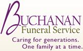 Buchanan Funeral Service Logo