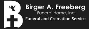 Birger A Freeberg Funeral Home Inc Logo