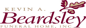 Kevin A. Beardsley Funeral Home, Clearfield Logo