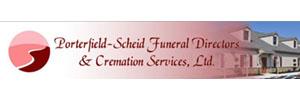 Porterfield-Scheid Funeral Directors & Cremation Services, Ltd. Logo