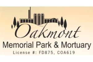 Oakmont Mortuary - Lafayette Logo