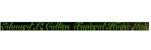 Edward L. Collins Funeral Home, Inc. - Oxford Logo