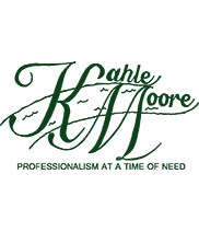 Kahle-Moore Funeral Home Logo