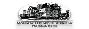 Monahan, Drabble & Sherman Funeral Home Logo