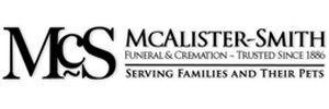 McAlister-Smith Funeral & Cremation - Mt. Pleasant Location Logo