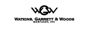Watkins, Garrett & Woods Mortuary Inc. Logo