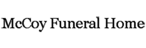 McCoy Funeral Home Inc Logo