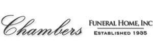 Chambers Funeral Home Inc Logo