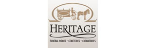 Heritage Memory Mortuary Logo