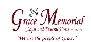 Grace Memorial Chapel and Funeral Home Logo