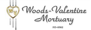 Woods-Valentine Mortuary Logo