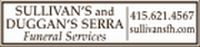 Sullivan's Funeral Home & Cremation Services Logo