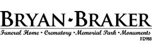 Bryan-Braker Funeral Home Logo