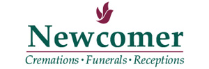 Newcomer Cremations, Funerals & Receptions Logo