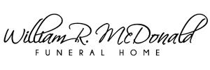 MCDONALD FUNERAL HOME INC - Stratford Logo