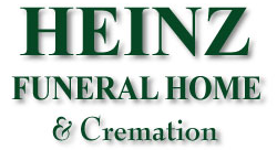 Heinz Funeral Home & Cremation Logo