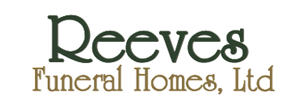 REEVES FUNERAL HOME Logo