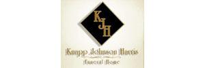 Knapp Johnson Harris Funeral Home Logo