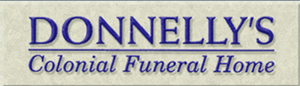 Donnelly's Colonial - Irving Logo