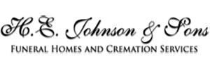 H.E. Johnson & Sons Funeral Homes - Angola Logo