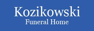 Kozikowski Funeral Home Logo