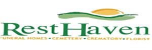Rest Haven Funeral Homes Logo