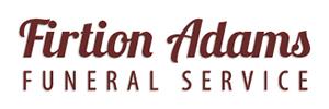 Firtion-Adams Funeral Service Logo