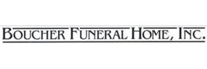 Boucher Funeral Home, Inc. Logo