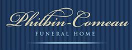 Philbin-Comeau Funeral Home Logo