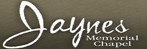 Jaynes Memorial Chapel Logo