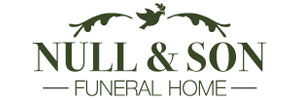 Null & Son Funeral Home Logo