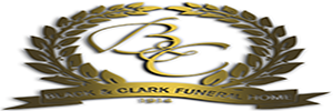Black and Clark Funeral Home Logo