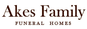 Grimes-Akes Family Funeral Home - Corona Logo