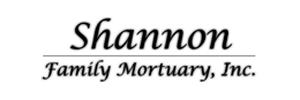 Shannon Family Mortuary Logo