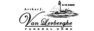 Vanlerberghe Funeral Home Logo