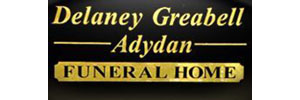 Delaney Greabell Adydan Funeral Home Logo