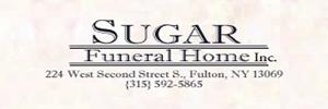 Sugar Funeral Home Inc. Logo