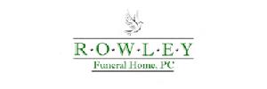 Rowley Funeral Home Logo
