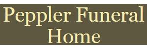 Peppler Funeral Home - Bordentown Logo