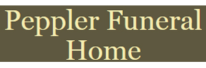 Peppler Funeral Home - Bordentown Logo