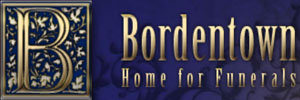 Bordentown Home For Funerals Logo