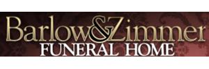 Barlow & Zimmer Funeral Home Logo