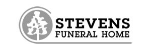 Stevens Funeral Home Logo