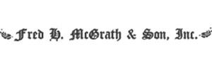 Fred H. McGrath & Son Inc Logo