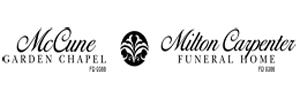 McCune Garden Chapel Logo