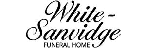 White-Sanvidge Funeral Home Logo