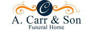 A Carr & Son Funeral Home Logo