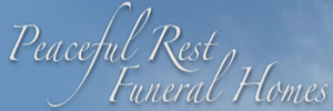 Peaceful Rest Funeral Home Logo