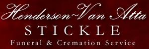 Henderson-Van Atta-Stickle Funeral & Crematory Service Logo
